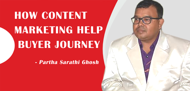 How content marketing help Buyer Journey ?