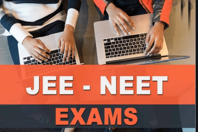 NEET and JEE-Mains exams have been scheduled to be held in September
